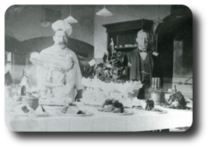 The Edwardian Kitchen