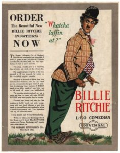 billieritchie poster