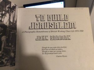 To Build Jerusalem