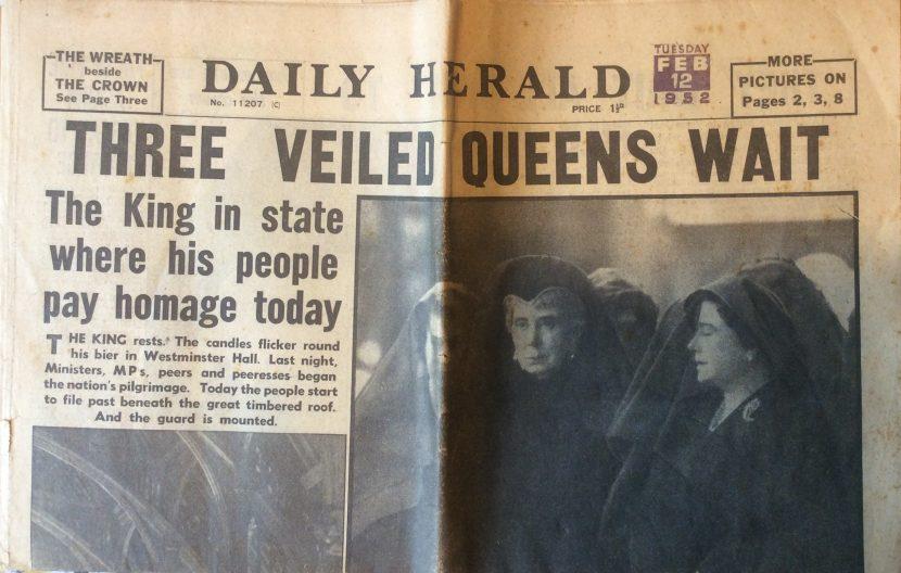 Daily Herald Feb 1952