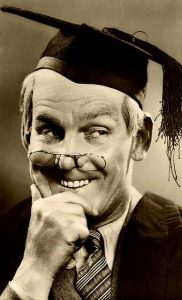Will Hay (1888-1949), actor and astronomer
